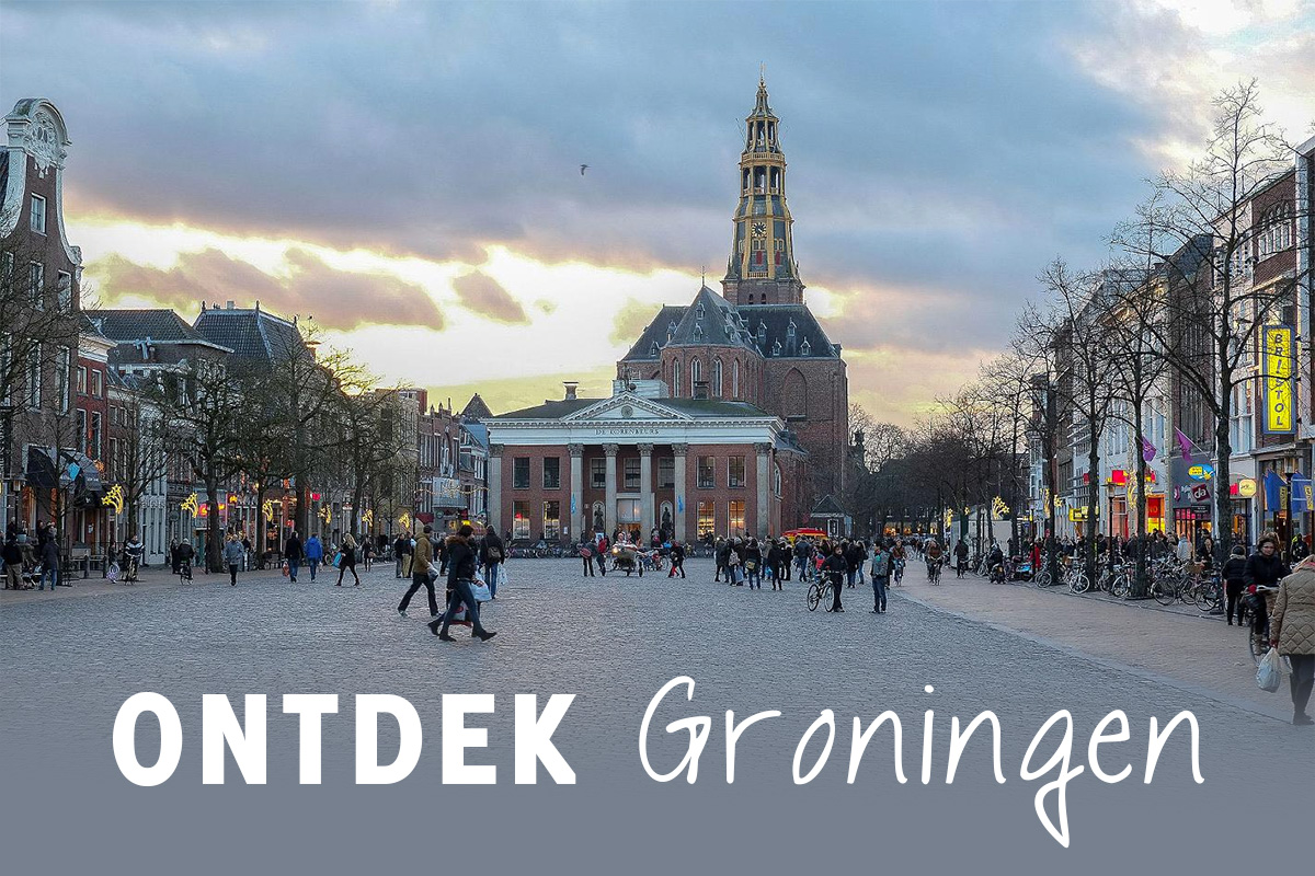 Groningen Boekhandel Riemer