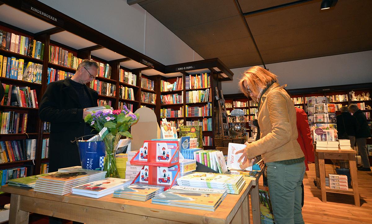 boekhandel veen